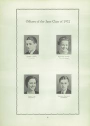 Page 12, 1932 Edition, North Providence High School - Summo Collis Yearbook (North Providence, RI) online yearbook collection
