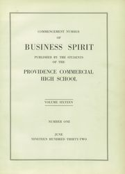 Page 5, 1932 Edition, North Providence High School - Summo Collis Yearbook (North Providence, RI) online yearbook collection