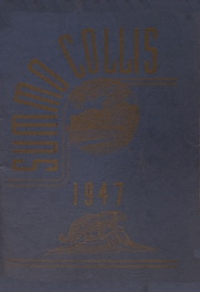 1947 Edition, North Providence High School - Summo Collis Yearbook (North Providence, RI)
