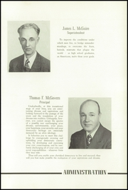 Page 11, 1948 Edition, North Providence High School - Summo Collis Yearbook (North Providence, RI) online yearbook collection