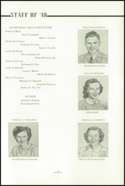 Page 13, 1948 Edition, North Providence High School - Summo Collis Yearbook (North Providence, RI) online yearbook collection