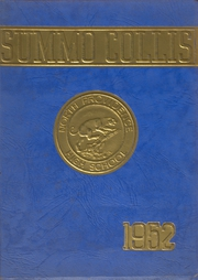 1952 Edition, North Providence High School - Summo Collis Yearbook (North Providence, RI)