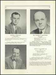 Page 11, 1953 Edition, North Providence High School - Summo Collis Yearbook (North Providence, RI) online yearbook collection
