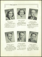 Page 12, 1953 Edition, North Providence High School - Summo Collis Yearbook (North Providence, RI) online yearbook collection