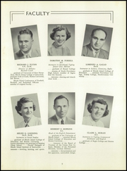 Page 13, 1953 Edition, North Providence High School - Summo Collis Yearbook (North Providence, RI) online yearbook collection