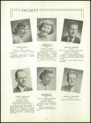 Page 14, 1953 Edition, North Providence High School - Summo Collis Yearbook (North Providence, RI) online yearbook collection