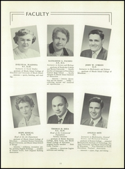 Page 15, 1953 Edition, North Providence High School - Summo Collis Yearbook (North Providence, RI) online yearbook collection