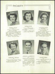 Page 16, 1953 Edition, North Providence High School - Summo Collis Yearbook (North Providence, RI) online yearbook collection