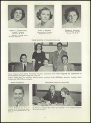 Page 17, 1953 Edition, North Providence High School - Summo Collis Yearbook (North Providence, RI) online yearbook collection