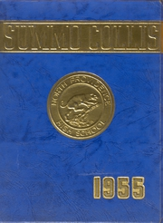 1955 Edition, North Providence High School - Summo Collis Yearbook (North Providence, RI)