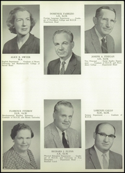Page 14, 1960 Edition, North Providence High School - Summo Collis Yearbook (North Providence, RI) online yearbook collection