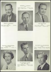 Page 15, 1960 Edition, North Providence High School - Summo Collis Yearbook (North Providence, RI) online yearbook collection