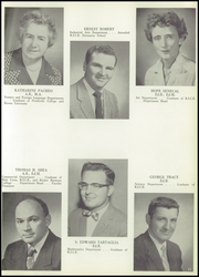Page 17, 1960 Edition, North Providence High School - Summo Collis Yearbook (North Providence, RI) online yearbook collection