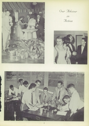 Page 11, 1955 Edition, Barrington High School - Arrow Yearbook (Barrington, RI) online yearbook collection
