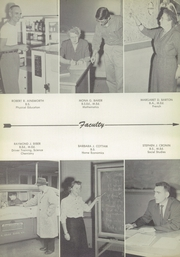 Page 12, 1956 Edition, Barrington High School - Arrow Yearbook (Barrington, RI) online yearbook collection