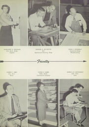 Page 13, 1956 Edition, Barrington High School - Arrow Yearbook (Barrington, RI) online yearbook collection