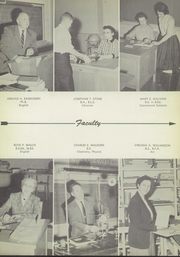 Page 15, 1956 Edition, Barrington High School - Arrow Yearbook (Barrington, RI) online yearbook collection