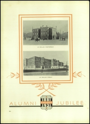 Page 10, 1931 Edition, La Salle Academy - Maroon and White Yearbook (Providence, RI) online yearbook collection