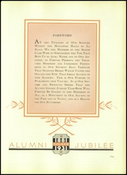 Page 9, 1931 Edition, La Salle Academy - Maroon and White Yearbook (Providence, RI) online yearbook collection