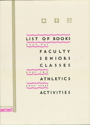 Page 11, 1933 Edition, La Salle Academy - Maroon and White Yearbook (Providence, RI) online yearbook collection