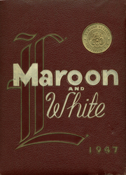 Page 1, 1947 Edition, La Salle Academy - Maroon and White Yearbook (Providence, RI) online yearbook collection