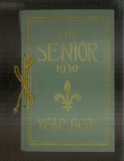 1930 Edition, Westerly High School - Bulldog Yearbook (Westerly, RI)