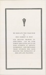 Page 6, 1930 Edition, Westerly High School - Bulldog Yearbook (Westerly, RI) online yearbook collection