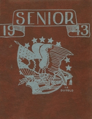 Page 1, 1943 Edition, Westerly High School - Bulldog Yearbook (Westerly, RI) online yearbook collection