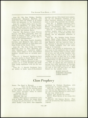 Page 15, 1943 Edition, Westerly High School - Bulldog Yearbook (Westerly, RI) online yearbook collection