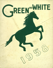 Page 1, 1958 Edition, Bristol High School - Green and White Yearbook (Bristol, RI) online yearbook collection