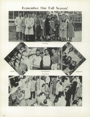 Page 14, 1958 Edition, Bristol High School - Green and White Yearbook (Bristol, RI) online yearbook collection
