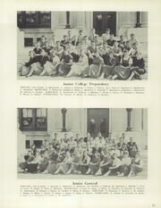 Page 15, 1958 Edition, Bristol High School - Green and White Yearbook (Bristol, RI) online yearbook collection