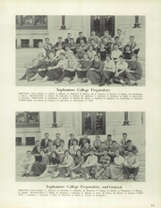 Page 17, 1958 Edition, Bristol High School - Green and White Yearbook (Bristol, RI) online yearbook collection