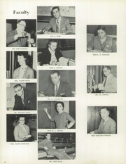 Page 8, 1958 Edition, Bristol High School - Green and White Yearbook (Bristol, RI) online yearbook collection