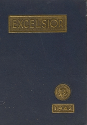 Mount St Charles Academy - Excelsior Yearbook (Woonsocket, RI) online yearbook collection, 1942 Edition, Page 1
