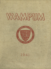 Warren High School - Wampum Yearbook (Warren, RI) online yearbook collection, 1941 Edition, Page 1