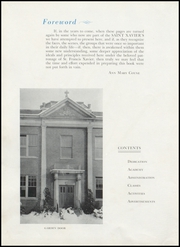 Page 8, 1943 Edition, St Francis Xavier Academy - Xavier Yearbook (Providence, RI) online yearbook collection