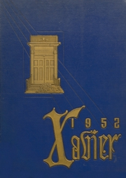 St Francis Xavier Academy - Xavier Yearbook (Providence, RI) online yearbook collection, 1952 Edition, Page 1