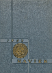 St Francis Xavier Academy - Xavier Yearbook (Providence, RI) online yearbook collection, 1953 Edition, Page 1