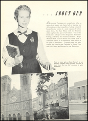 Page 10, 1957 Edition, St Francis Xavier Academy - Xavier Yearbook (Providence, RI) online yearbook collection