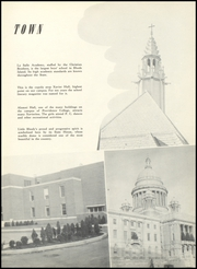 Page 11, 1957 Edition, St Francis Xavier Academy - Xavier Yearbook (Providence, RI) online yearbook collection