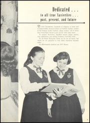 Page 13, 1957 Edition, St Francis Xavier Academy - Xavier Yearbook (Providence, RI) online yearbook collection