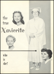 Page 5, 1957 Edition, St Francis Xavier Academy - Xavier Yearbook (Providence, RI) online yearbook collection