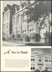 Page 8, 1957 Edition, St Francis Xavier Academy - Xavier Yearbook (Providence, RI) online yearbook collection