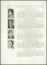 Page 14, 1927 Edition, Pawtucket High School - Redjacket Yearbook (Pawtucket, RI) online yearbook collection