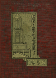 Page 1, 1936 Edition, Pawtucket High School - Redjacket Yearbook (Pawtucket, RI) online yearbook collection