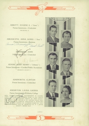 Page 15, 1936 Edition, Pawtucket High School - Redjacket Yearbook (Pawtucket, RI) online yearbook collection