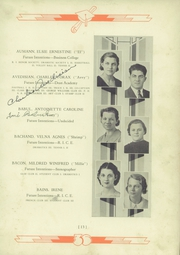 Page 17, 1936 Edition, Pawtucket High School - Redjacket Yearbook (Pawtucket, RI) online yearbook collection