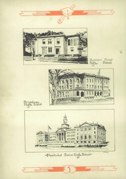 Page 8, 1936 Edition, Pawtucket High School - Redjacket Yearbook (Pawtucket, RI) online yearbook collection