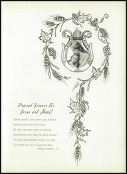 Page 17, 1956 Edition, St Clare High School - Je Me Souviens Yearbook (Woonsocket, RI) online yearbook collection